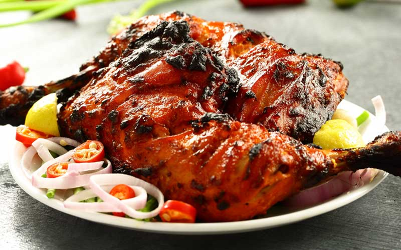 Tandoori Chicken Starter for delivery